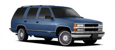 Коврики Eva Chevrolet Tahoe II 1999 - 2007