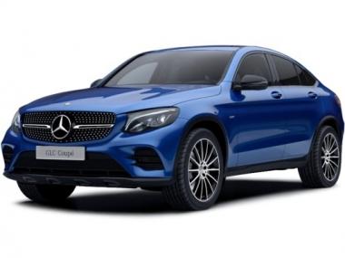 Коврики Eva Mercedes GLC-класс Coupe C253 2015 - наст. время