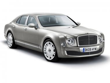 Коврики EVA Bentley Mulsanne II 2010-2016