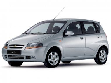 Коврики EVA Chevrolet Aveo 2003 - 2012 (хэчбек)