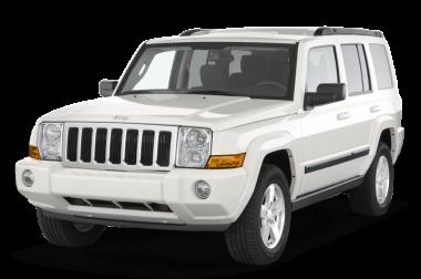 Коврики Eva Jeep Commander 2005 – 2010