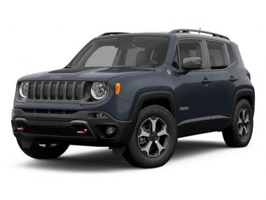 Коврики Eva Jeep Renegade I 2014 - наст. время
