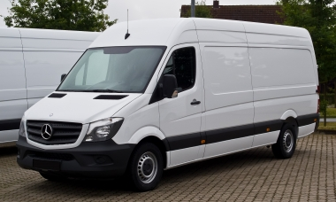 Коврики Eva Mercedes-Benz Sprinter