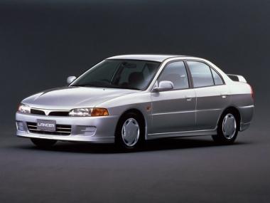 Коврики EVA Mitsubishi Lancer VII  (правый руль) 1995-2000