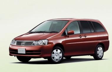 Коврики Eva Nissan Liberty 1998- 2004 (правый руль)