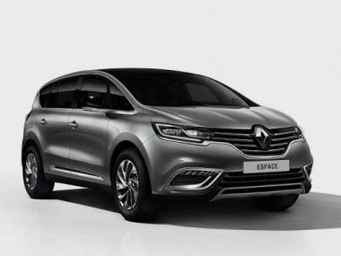 Коврики EVA Renault Espace V 2015-2019