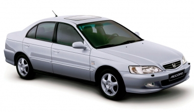 Коврики Eva Honda Accord VI 1998 - 2003 седан