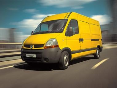 Коврики EVA Renault Master II 2002 - 2010