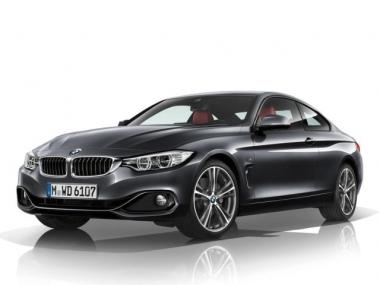 Коврики EVA BMW 4 (F32)  2013 - наст. время