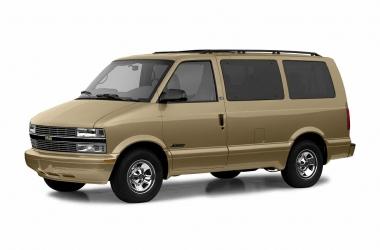 Коврики EVA Chevrolet Astro 1985 - 2005