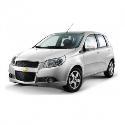 Коврики EVA Chevrolet Aveo 2012 - н.в (хэчбек)