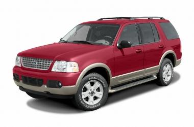 Коврики EVA Ford Explorer III 2001-2006