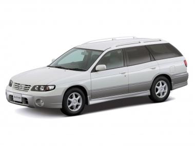 Коврики EVA Nissan Avenir II 4WD 1998-2005 (W11 правый руль)