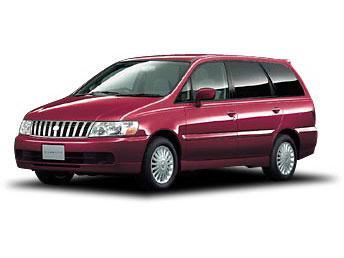 Коврики EVA Nissan Bassara 1999-2003 правый руль передние только
