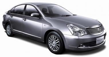 Коврики EVA Nissan Bluebird Sylphy (G11) 2005-2012 (правый руль)