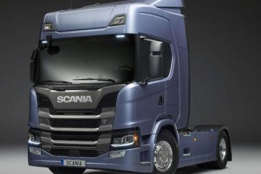 Коврики EVA Scania G (5G) (механика)