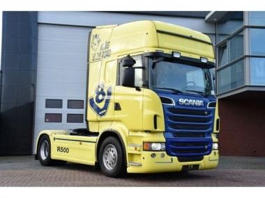 Коврики EVA Scania R500 2012 автомат