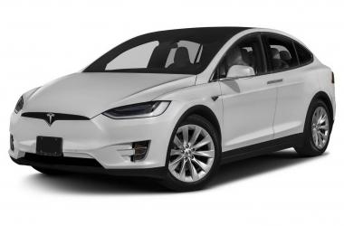 Коврики EVA Tesla Model X 2015- 2020 (6 мест)