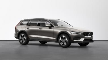 Коврики EVA Volvo V60 Cross Country 2018- н.в